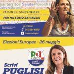 Elezioni Europee Francesca Puglisi Biglietto Intero