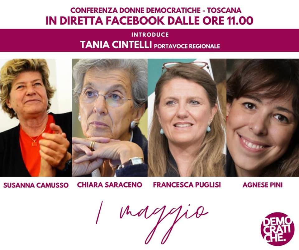 2020-05-01 PD Donne Toscana Primo maggio
