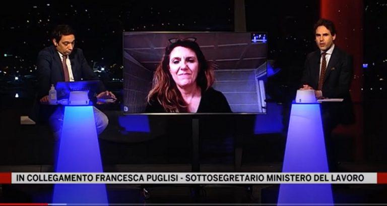Francesca Puglisi Primocanale Liguria