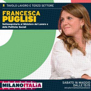 Milano Italia scriviamo un nuovo futuro: Lavoro e Terzo Settore
